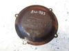 Picture of Engine Cover Plate off 1982 Ford 172 Diesel in Ditch Witch R40 Trencher