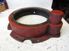 Picture of Flywheel Bell Housing Adapter JE6392A off 1982 Ford 172 Diesel in Ditch Witch R40 Trencher