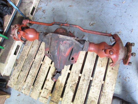 Picture of Steering Axle Assembly 160-200 off Ditch Witch R40 Trencher