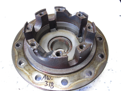 Picture of Rear non-steer Axle Differential Case Housing to Ditch Witch R40 Trencher C31049