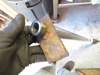 Picture of Blade Lift Cylinder 150-044 to certain Ditch Witch R40 Trencher