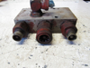 Picture of Hydraulic Attachement Manifold Block 155-959 to certain Ditch Witch R40 Trencher