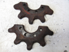 """Picture of Split Head Shaft Sprocket both halves 170-717 Ditch Witch R40 Trencher w/3.067"""" Pitch"""