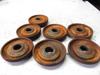 Picture of 7 Vermeer 506996067 Disk Holder Hub Washer Pressure Blocks M5030 M6030 M7030 M8030 Disc Mower