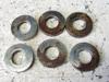 Picture of 6 Vermeer 94707001 Centering Rings M5030 M6030 M7030 M8030 Disc Mower