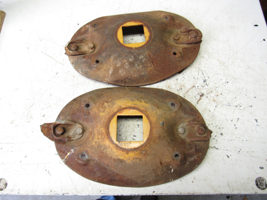 Picture of 2 Vermeer 131522-001 Disks 5030 6030 7030 8030 Disc Mower