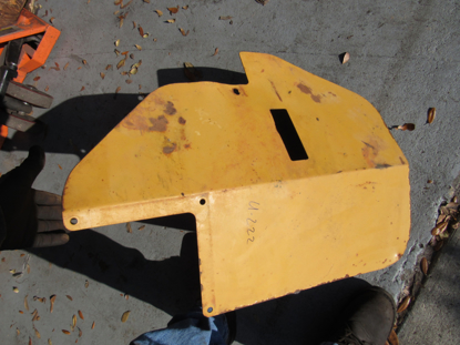 Picture of Vermeer 506996057 Protective Plate Gearbox Guard M5030 M6030 M7030 M8030 Disc Mower
