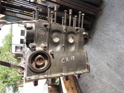 Picture of Case David Brown K961965 Engine Cylinder Block Crankcase F913900