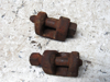 Picture of 2 Case David Brown K917337 K917338 Power Adjust Wheel Stops Set Screws