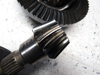Picture of Front Differential Ring & Pinion Gears on Differential 93-3618 Toro 5200D 5400D 5500D 5100D 5300D Mower