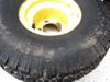 Picture of Carlisle Turf Trac R/S 20x10.00-8 Tire John Deere 3225C 3235C 7500 7700 8500 8700 Rim Wheel