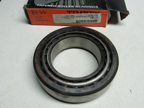 Picture of Unused Old Stock Timken Set402 Tapered Roller Bearing & Race Ring