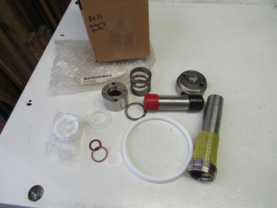 Picture of Unused Old Stock Betts CH75297TF Stem Conversion Kit (MISSING PARTS)