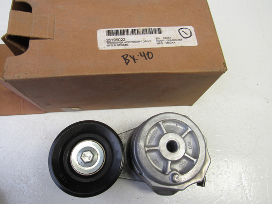 Picture of Unused Old Stock Mack Dayco 25195022 Tensioner 87GB46A