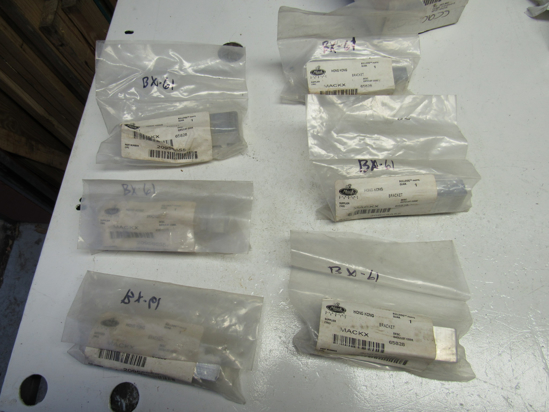 Picture of 6) Unused Old Stock Mack 20956655 Step Brackets