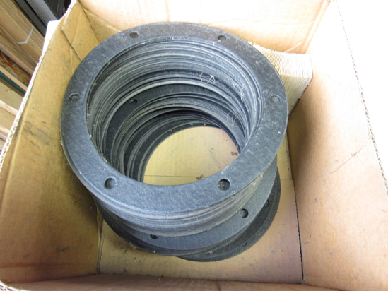 Picture of 79) Unused Old Stock Stemco 330-3118 Meritor Gaskets