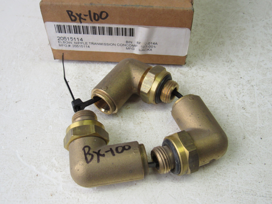 Picture of 3) Unused Old Stock Mack 20515114 Fittings