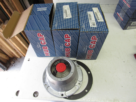 Picture of 3) Unused Old Stock Genuine Stemco 340-4195 Hub Caps