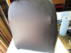 Picture of Unused Old Stock Vinyl Seat Back 236190-19 229798-01 230828-01 230995-03 431136-03