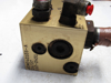 Picture of Toro 110-0451 Hydraulic Filter Manifold Block 4500D 4700D Groundsmaster