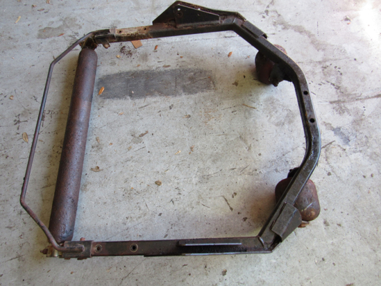 Picture of Toro 100-5780-03 Rotary Deck Frame & Rollers 3500D 4500D 4700D Groundsmaster 107-1996 112-5291 104-1092 136-2908
