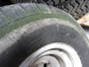 Picture of Kenda 20x12.00-10 Turf Tire on Toro Rim 4500D 4700D Groundsmaster
