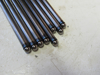 Picture of 8 Push Rods off Yanmar 4TNV88-BDSA2 Diesel Engine