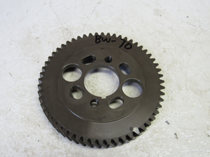 Picture of Injection Pump Drive Timing Gear off Yanmar 4TNV88-BDSA2 Diesel Engine