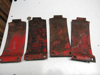 Picture of 4 Vicon 900.66591 Skid Shoes to some CM240 Disc Mower 90066591