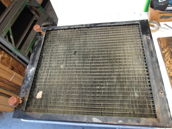 Picture of Toro 107-0244 Radiator 4500D 4700D Groundsmaster 139-0972