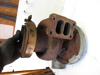 Picture of Genuine Cat Caterpiller Turbocharger Turbo to certain 3126 Engine