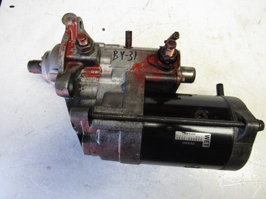 Picture of Denso 228000-7121 Starter 12V to certain Cat Caterpiller 3126 Engine