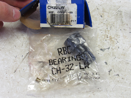 Picture of Unused Old Stock RBC Bearing CH-32-LW CH32LW Cam Follower