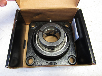 """Picture of Unused Old Stock Timken VCJ2 Flanged Bearing 2"""" Bore MADE IN USA"""