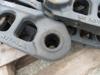 Picture of 1 VTrack Track Chain Rail VCR4854/44HDV (cross#s Berco cr4854/44 Case 150932A1 Hitachi 9092932 9145315)