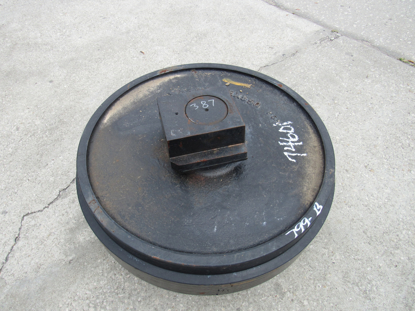 Picture of VTrack Track Front Idler 9137270V Fits certain Hitachi EX450 EX550 EX600 ZX450 ZX460 ZX470 ZX480