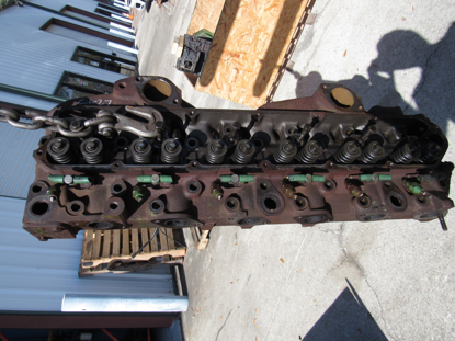 Picture of John Deere RE56305 AR65596 RE39959 Cylinder Head R55950 R100704 R81067