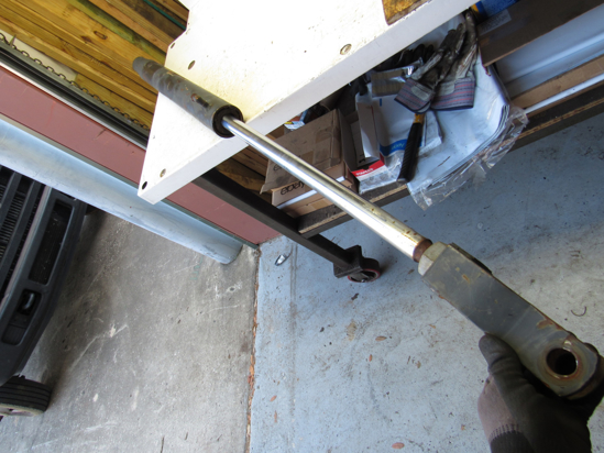 Picture of Vicon B2053386 Hydraulic Lift Cylinder