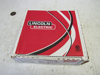 """Picture of Lincoln Electric SuperGlide Orbital TIG ER80S-Ni1 .035"""" 10 lbs Spool Welding Wire ED034322"""