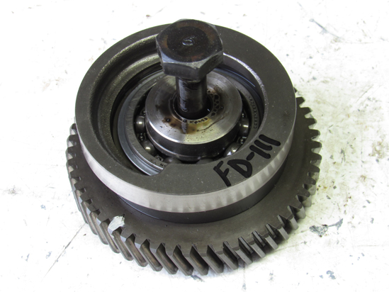 Picture of Timing Idler Gear off 2002 Isuzu D201 ThermoKing Diesel Engine