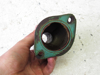Picture of Thermostat Housing Flange Cover Fitting off 2002 Isuzu D201 ThermoKing Diesel Engine