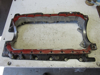 Picture of Cylinder Block Oil Pan Spacer off 2002 Isuzu D201 ThermoKing Diesel Engine