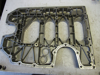Picture of Oil Pan Sump Spacer Upper Half off Yanmar 4TNE86-ETK Thermo King TK486E