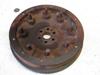 Picture of Flywheel & Ring Gear off Yanmar 4TNE86-ETK Thermo King TK486E