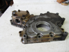 Picture of Gearcase Timing Cover off Yanmar 4TNE86-ETK Thermo King TK486E