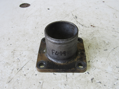 Picture of Intake Flange Fitting off Yanmar 4TNE86 Thermo King TK486EH
