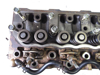 Picture of Cylinder Head w/ Valves off Yanmar 4TNE86 Thermo King TK486EH