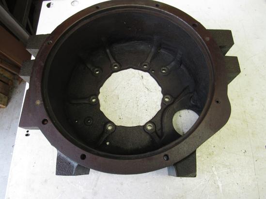 Picture of Flywheel Bell Housing to certain Kubota V1305-E Engine