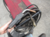 Picture of Lincoln Electric Power Mig 255C Welder w/ Leads GOOD WORKING