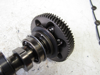 Picture of Fuel Injection Camshaft Governer Gear Assy off 2005 Kubota V2003-T-ES Toro 98-7551
